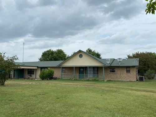 Country Home for sale- Porum Oklahoma