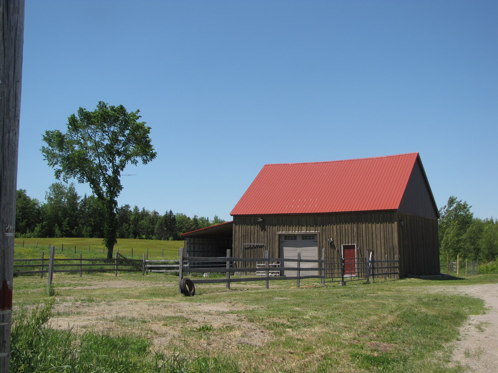 Equine Property for Sale in Cooper, ME