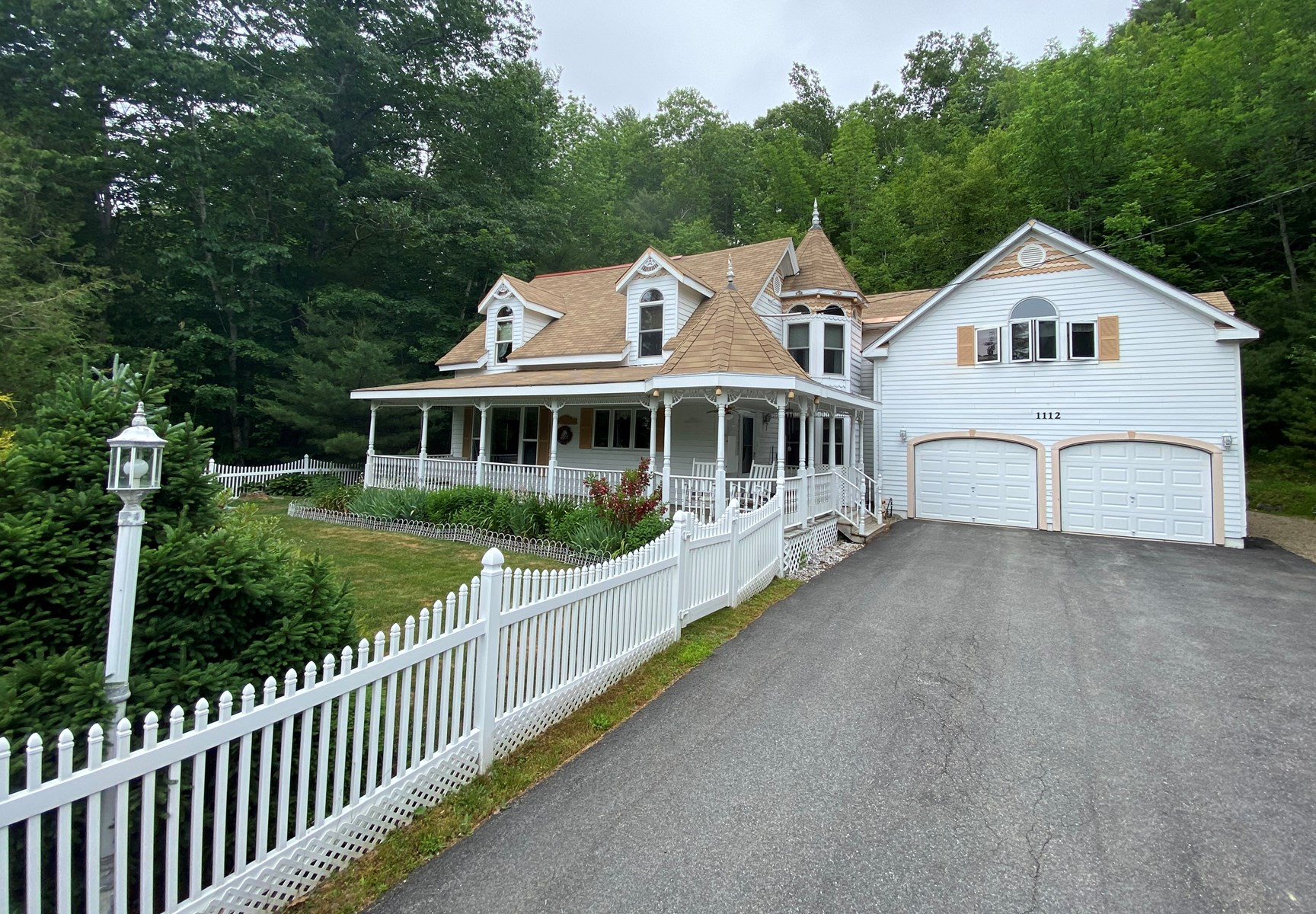 Victorian Home for Sale in Orland, ME