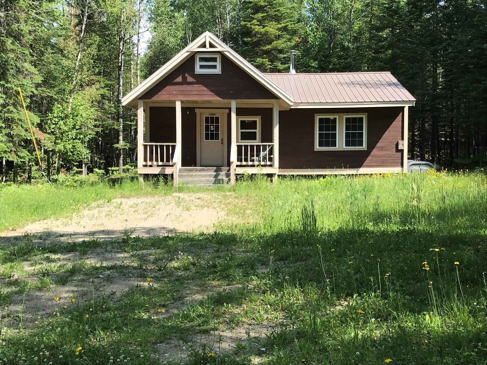 Hunting Cabin for Sale in Webster Plt, ME