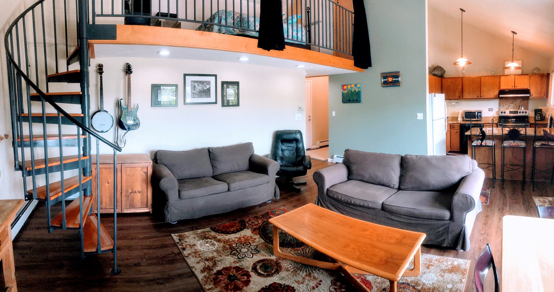 Rare Opportunity - Amazing Mtn Views - Top Flr 2bed+loft