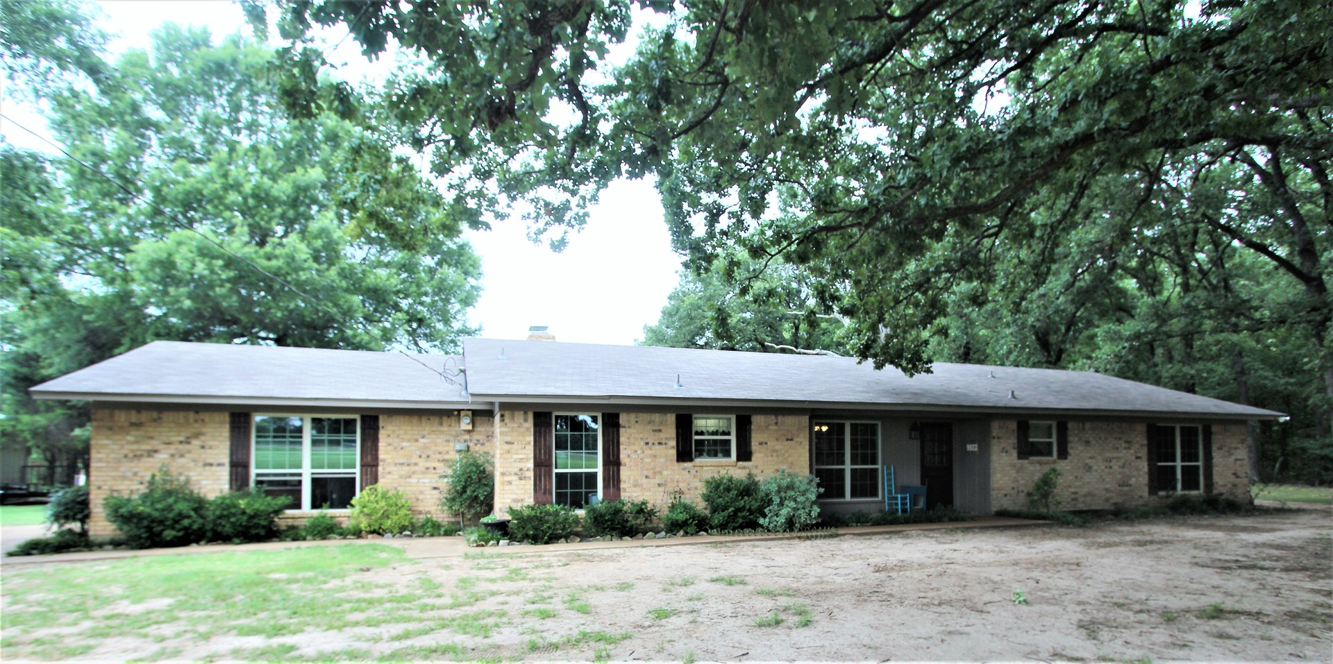 Country Home With Land For Sale Paris Texas