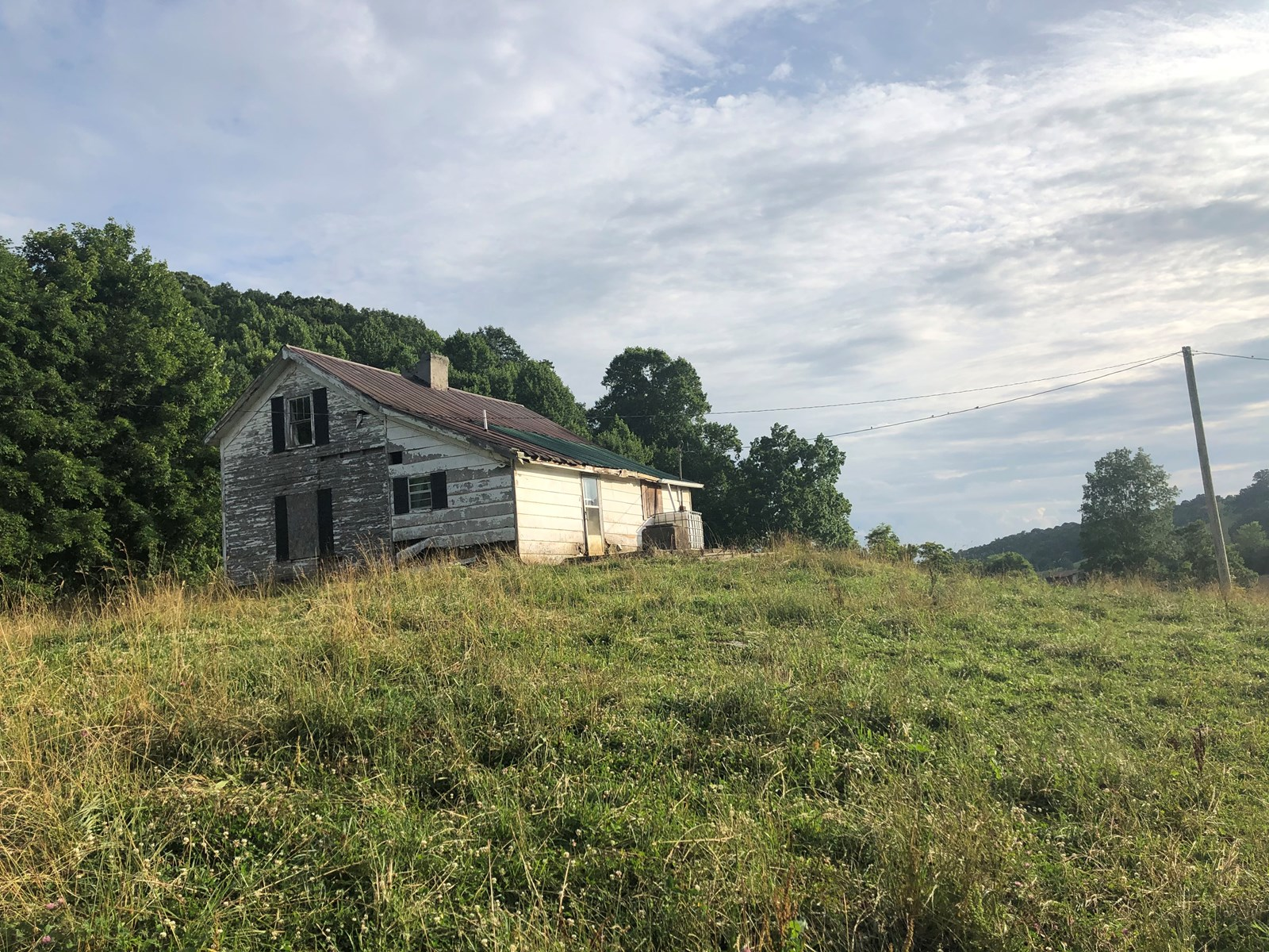 Approximately 25 acre Farm in Hawkins County for sale