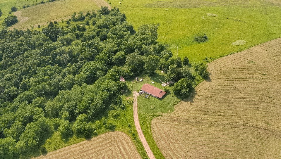 NW Missouri Secluded Acreage with Home, Hunting