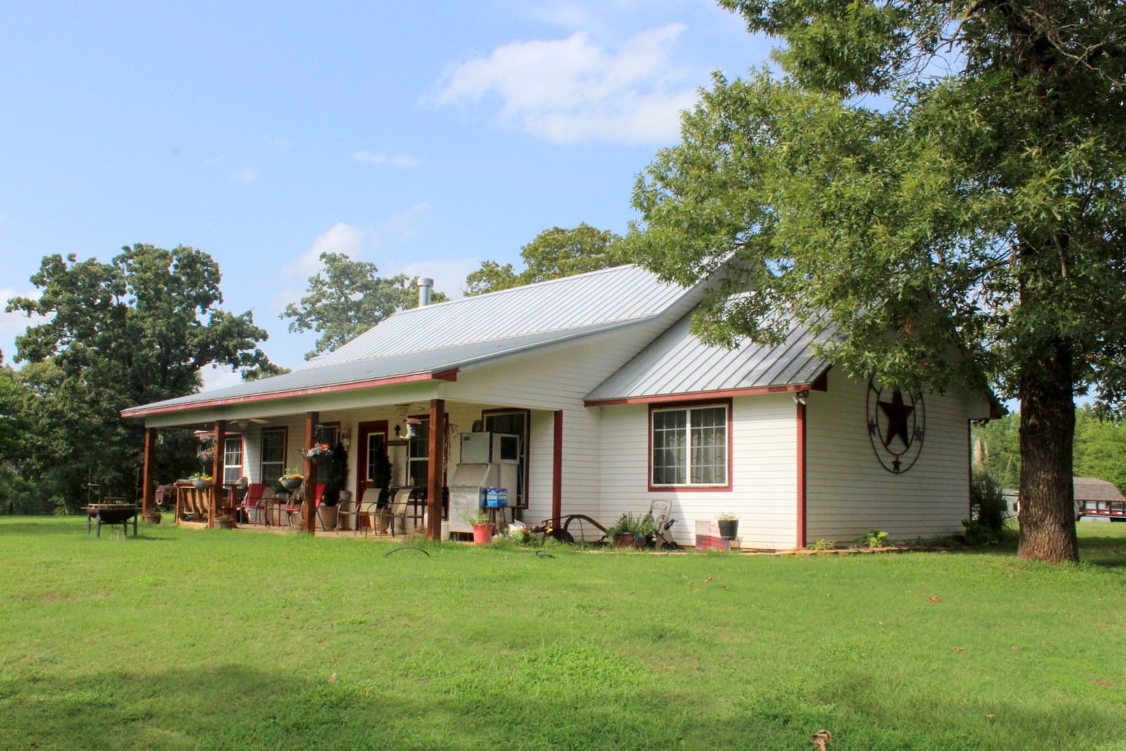 EAST TEXAS LAND FOR SALE - COUNTRY HOME - WINNSBORO, TX