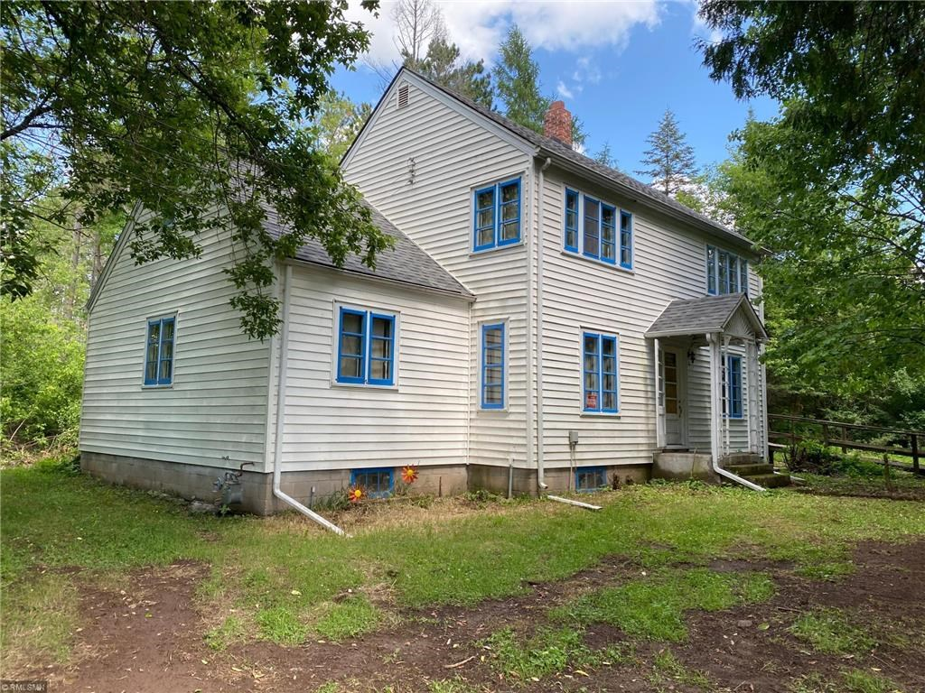 Fixer Upper Home for Sale in Town with Acreage, Sandstone MN