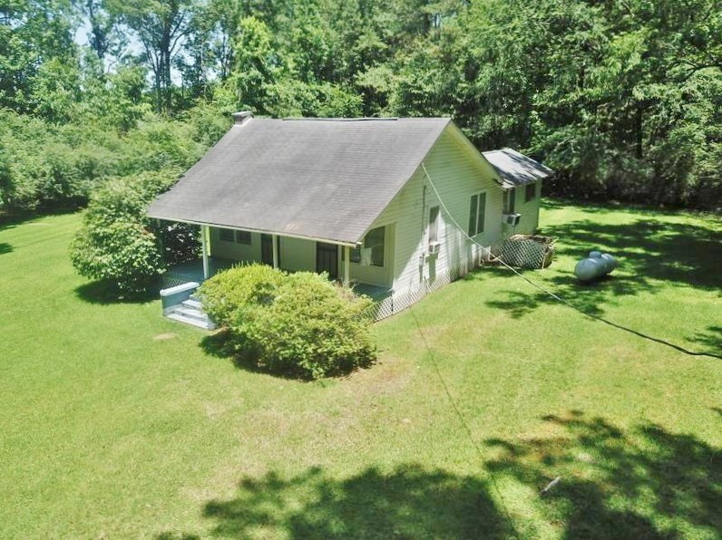 Cabin & 77.92 Acres Land for Sale Lincoln County, MS