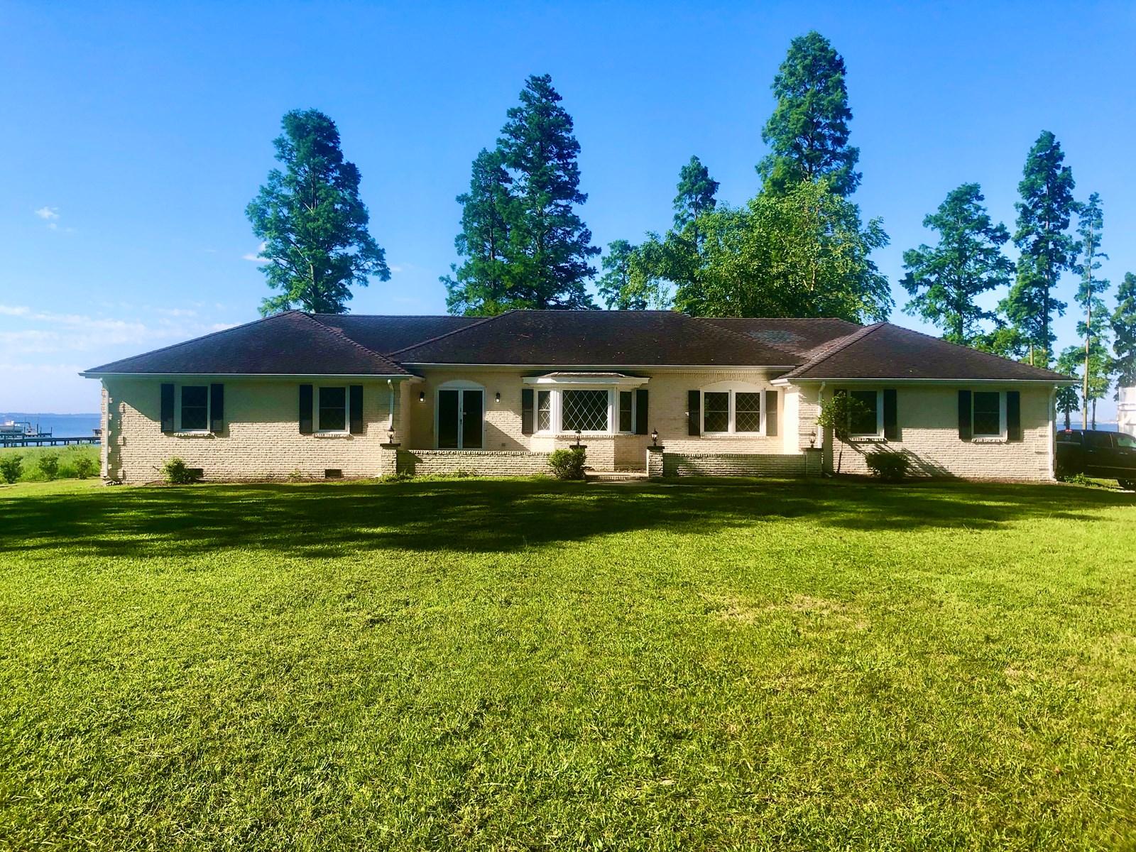 Riverfront Home For Sale In Bath North Carolina