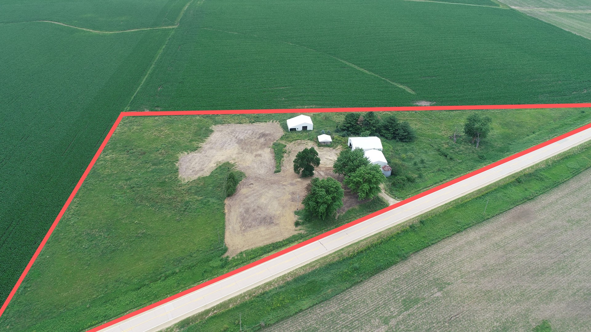Jones County Iowa Acreage For Sale