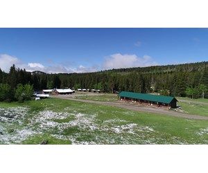 Mountain Lodge and Cabins for sale