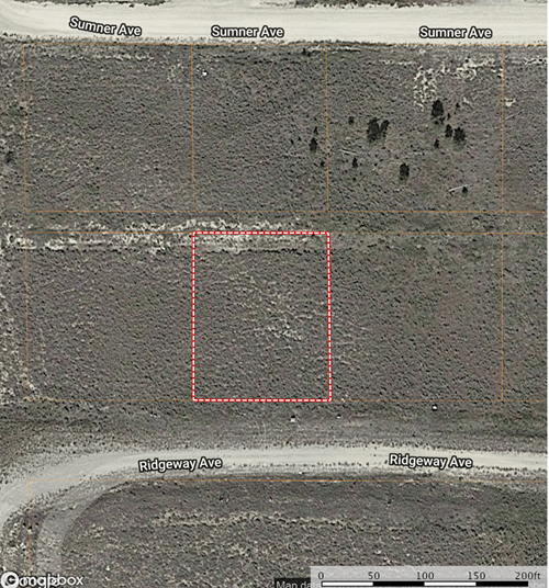 Affordable Lot in Mountain Town Owner financing quick close