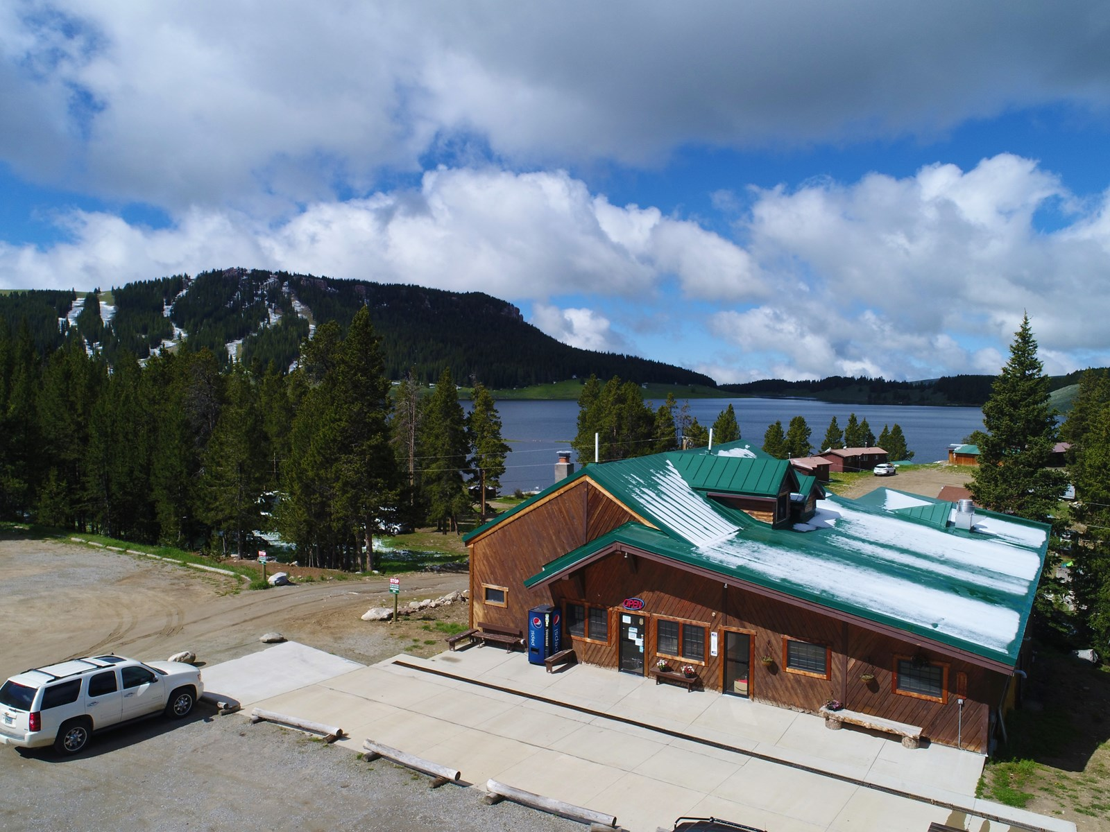 Bar & Grill and Rental Cabins for Sale