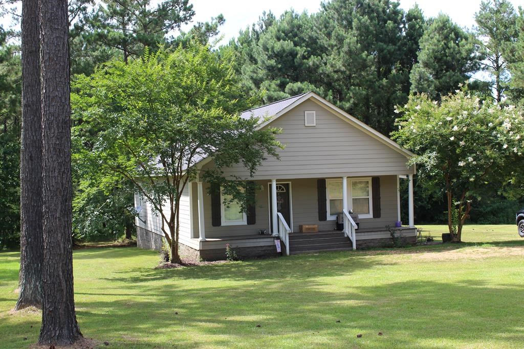 Country Home on 1.58 Acres Lincoln County Wesson Mississippi