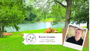 RIVER LOT FOR SALE IN THE OZARKS