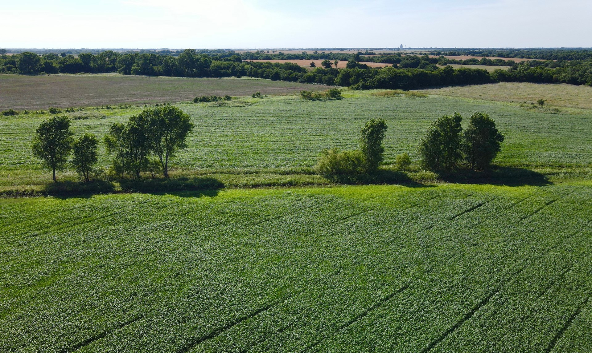 Farm & Hunting Land For Sale Deer Creek Oklahoma