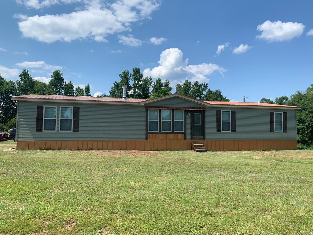 New Mobile Home on 6 Acres Lincoln County Ruth Mississippi