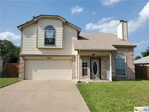 3 Bed 2.5 Bath For Sale Killeen TX Westpark Neighborhood