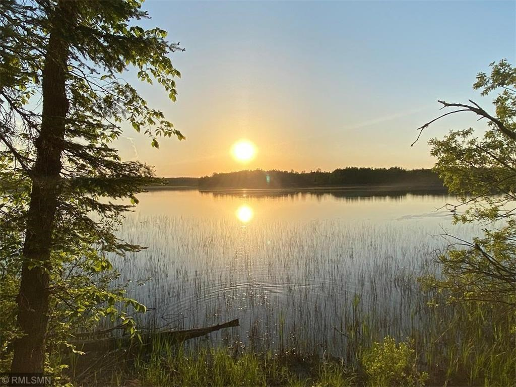 Acreage for Sale with Lake Frontage on Rice Lake, Nashwauk