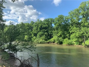 RIVERFRONT LAND FOR SALE IN BALL GROUND