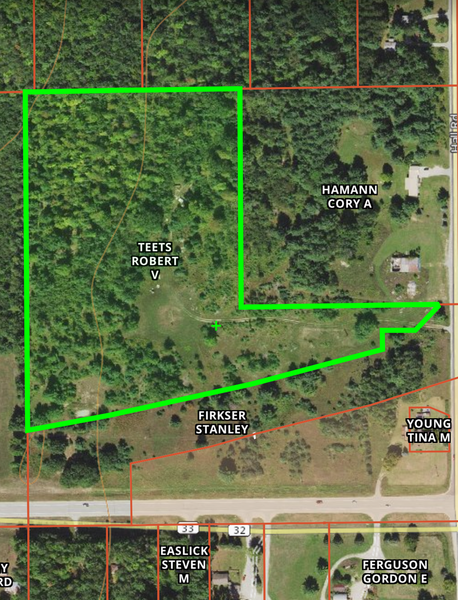 Acreage for Sale Atlanta, Montmorency County Michigan