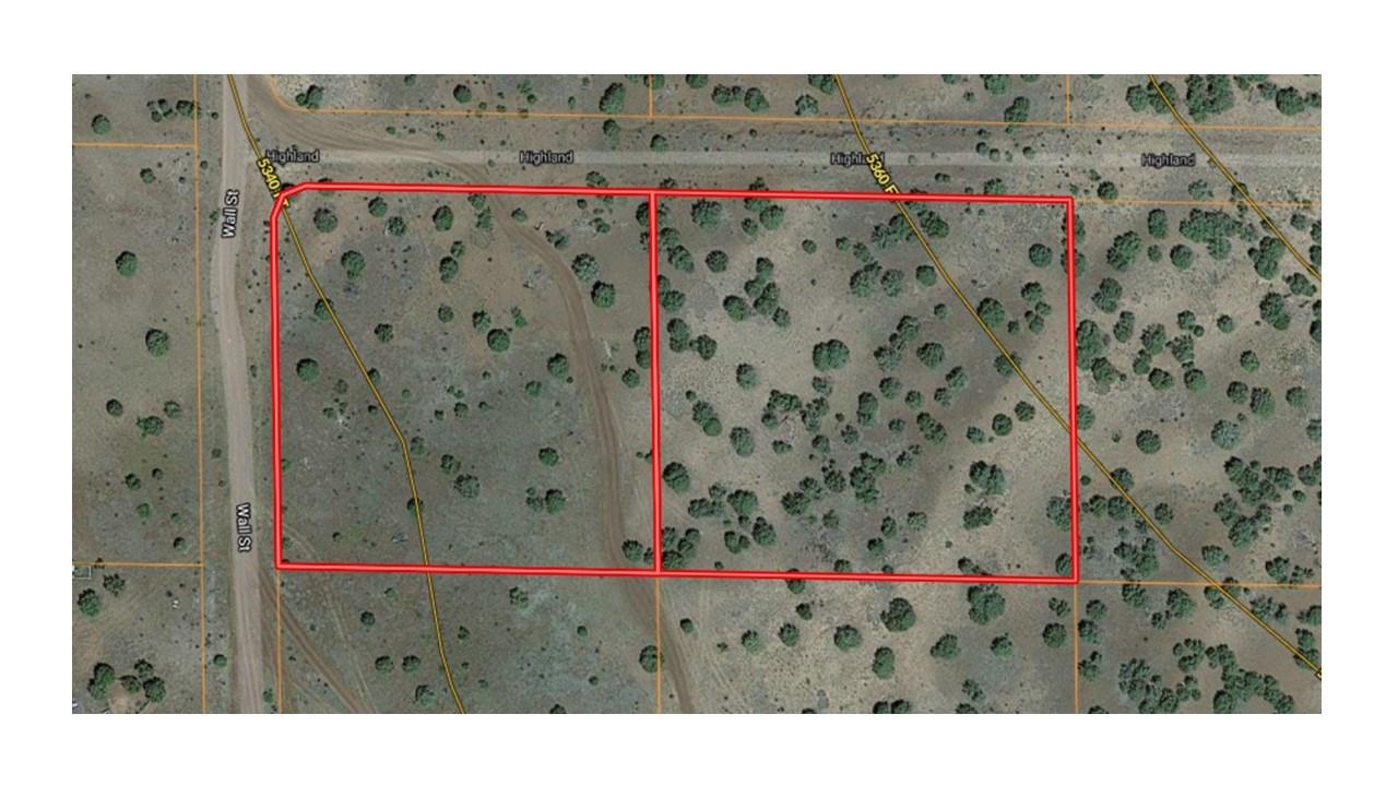 Rural Land for Sale in Northern Arizona North of Ashfork