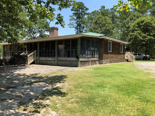 Premier Hyde County Waterfront Property, NC