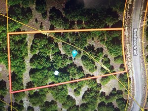 RESIDENTIAL LAND FOR SALE NEAR CANYON LAKE, TEXAS
