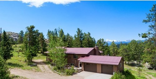 Beautiful Home on Forested Lot