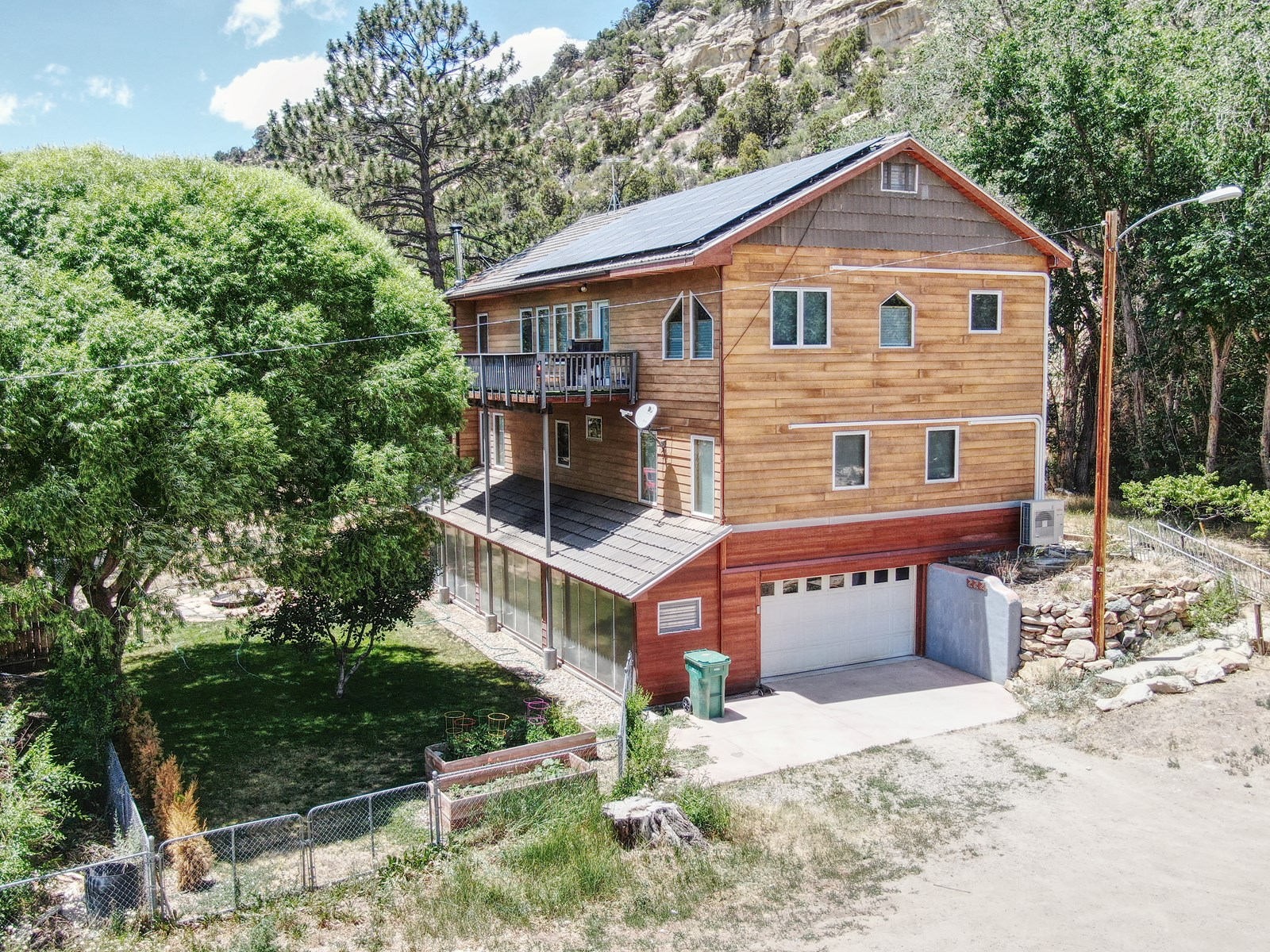 Upgraded custom home for sale in Dolores, Colorado