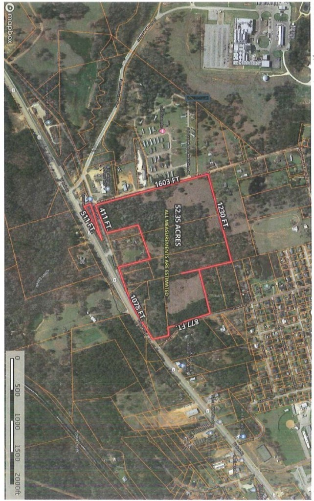 COMMERCIAL LAND FOR SALE IN ANDERSON COUNTY