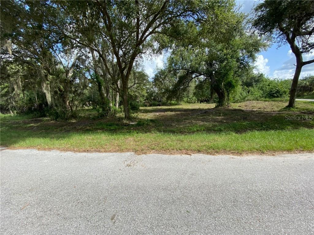 Cleared Corner lot for sale in Port Charlotte, FL!