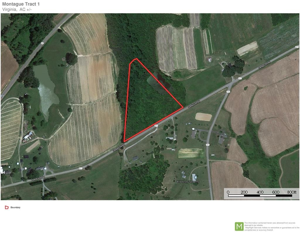 Acreage Ready For Your Home Minutes To Buggs Island Lake, VA