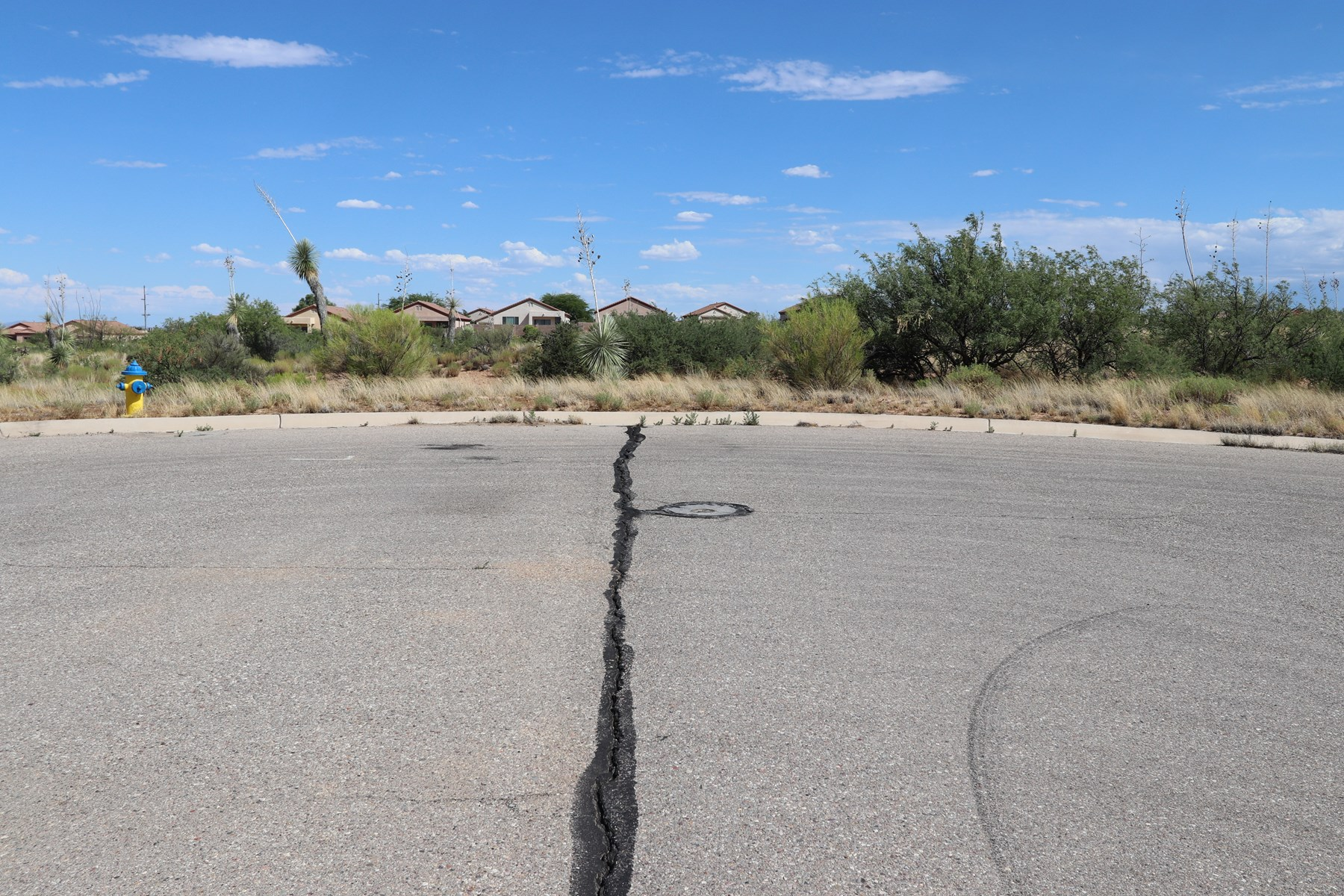 COMMERCIAL OR RESIDENTIAL LOT OFF AZ90 NEAR 1-10