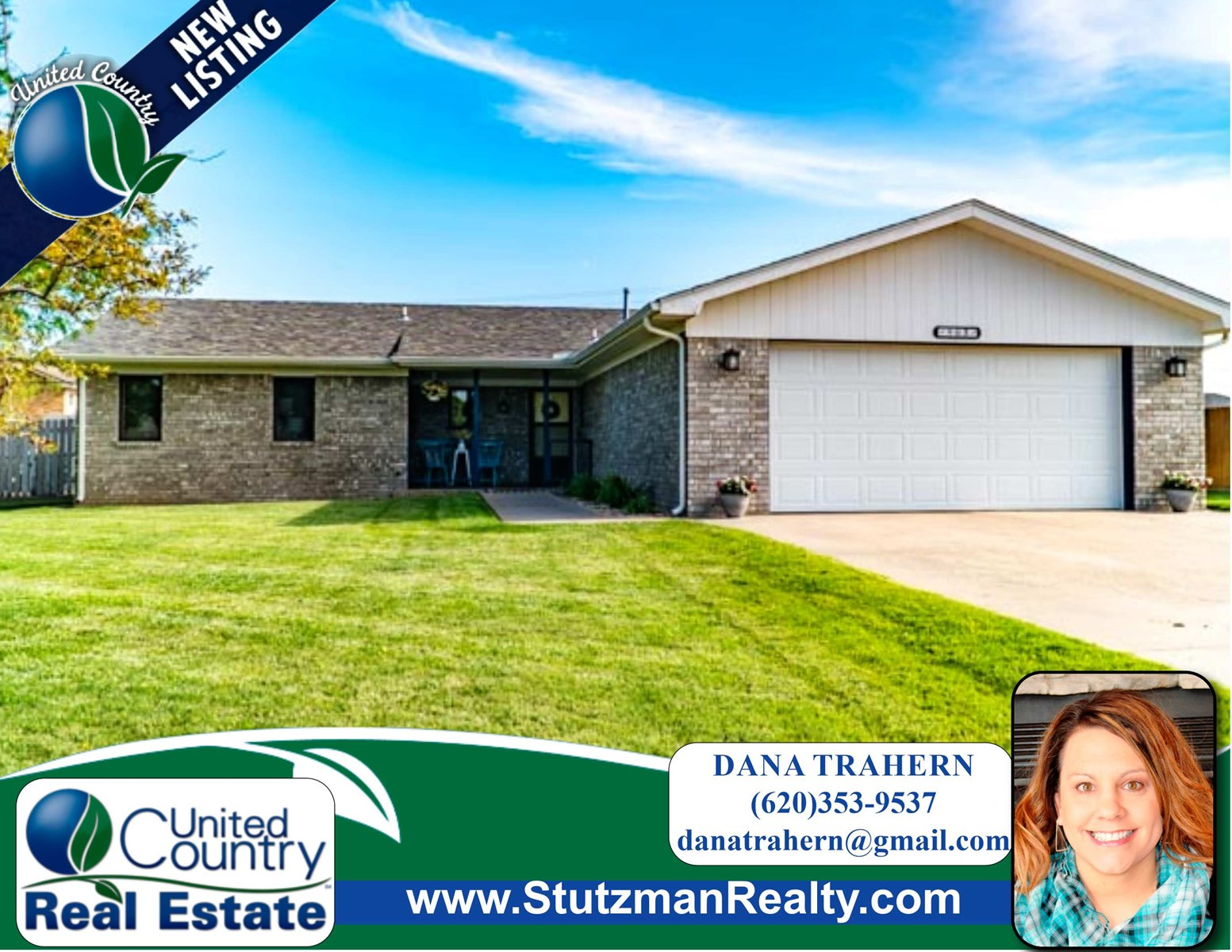 CHARMING HOME FOR SALE IN ULYSSES, KS