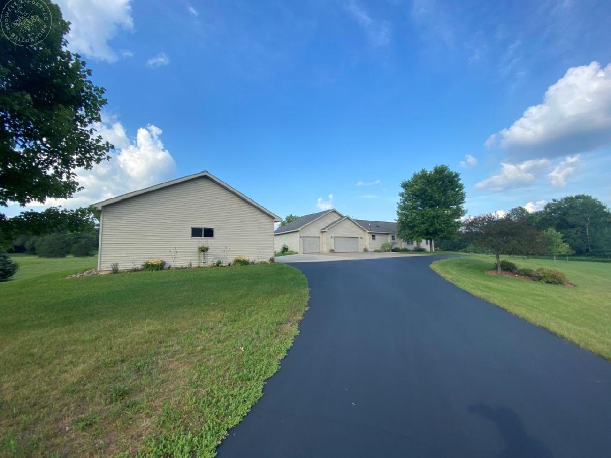 35 Acre Columbia County Estate for Sale