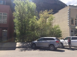 MAIN STREET LOT FOR SALE, OURAY, COLORADO