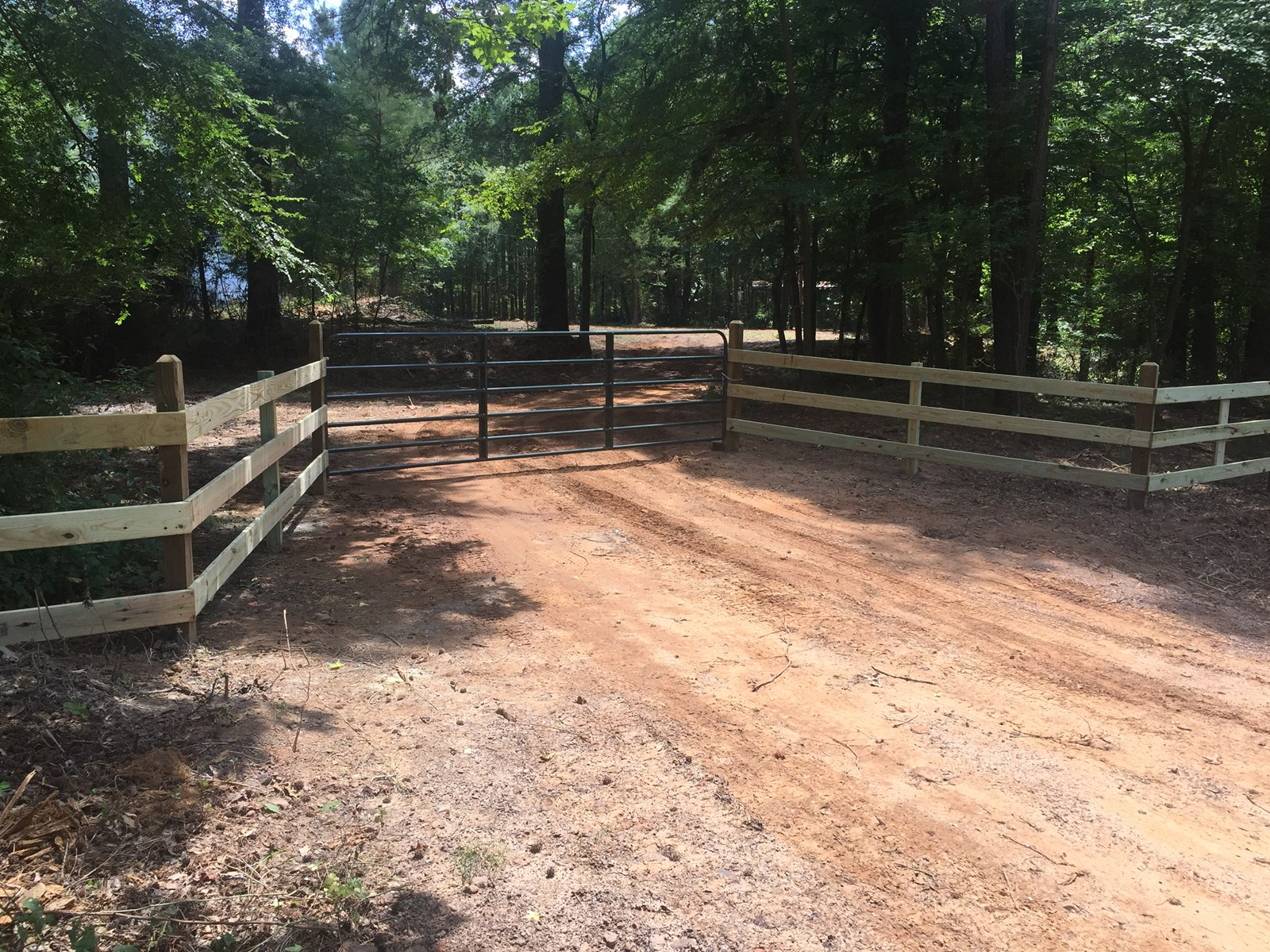 Land for Sale, New Diana School District, Heavily wooded