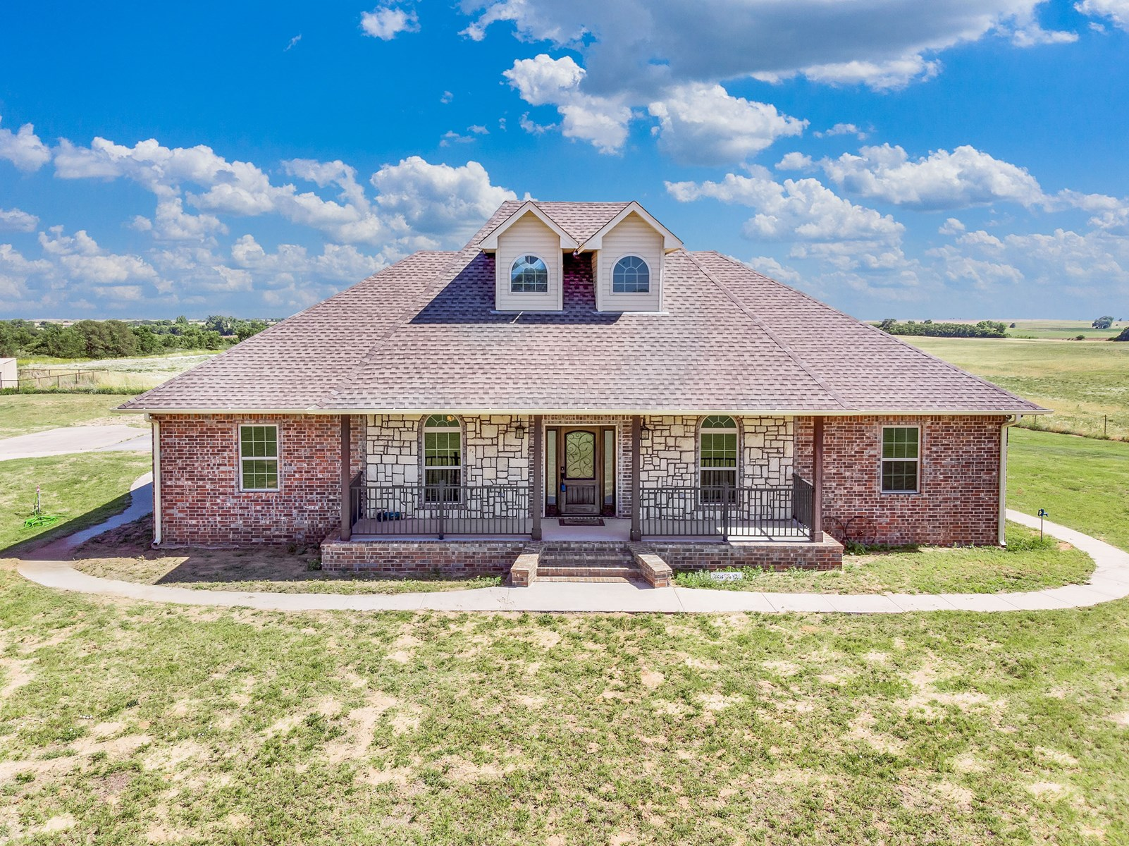 Beautiful Country Home With Acreage!