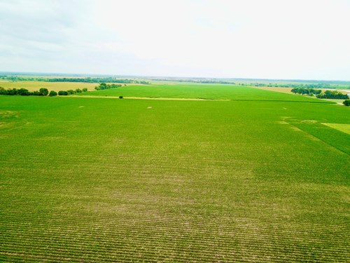 280.5+/- ac For Sale Tillable Ground Franklin County Kansas
