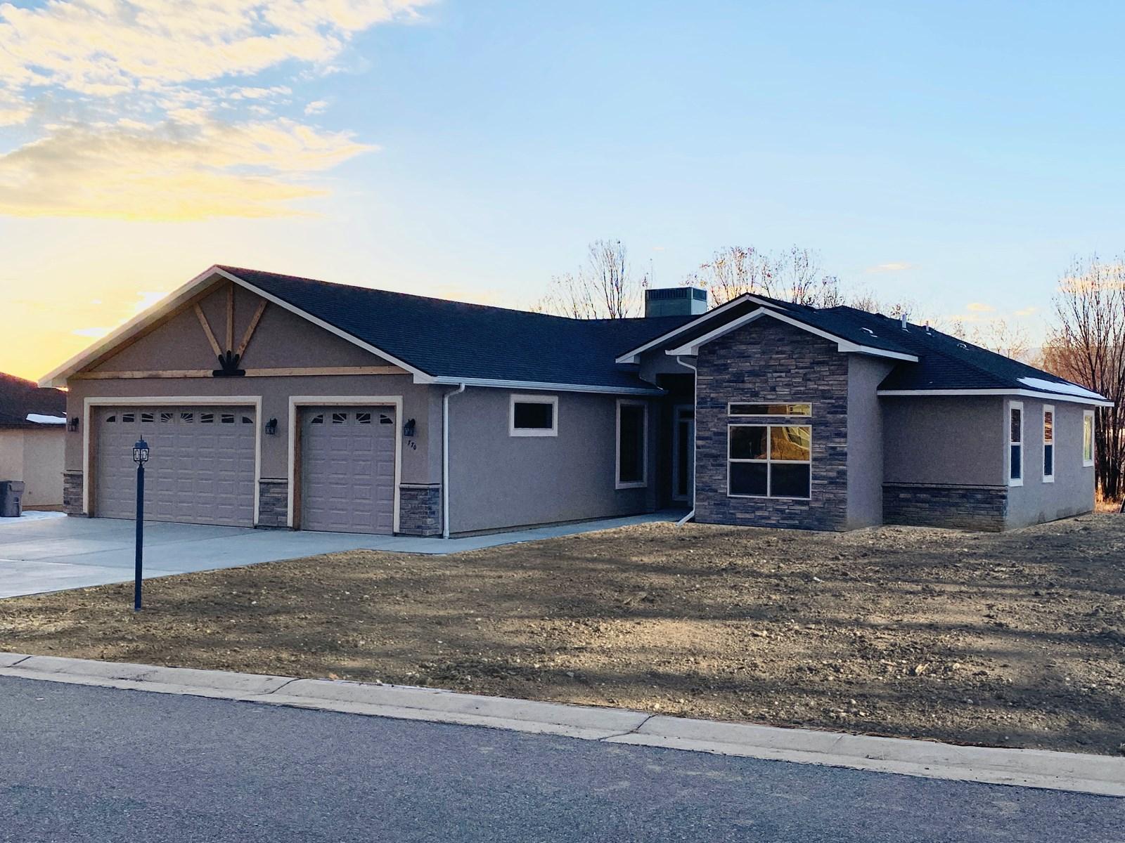 Colorado New Construction Mountain Home for Sale