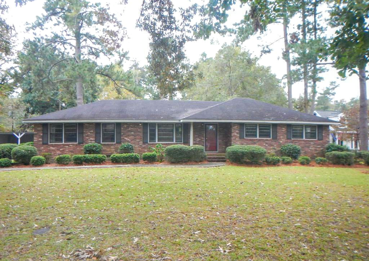 Country Home for Sale in Burke County, GA