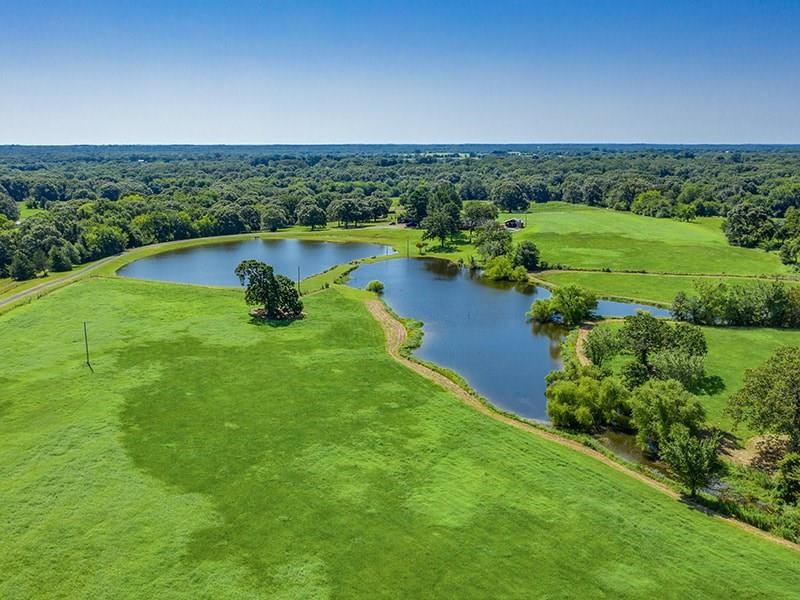 UNDER CONTRACT - BARREN CREEK RANCH FOR SALE IN EDGEWOOD, TX