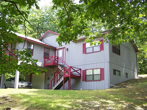 Ozarks Country Home on 10 Acres For Sale Searcy County AR