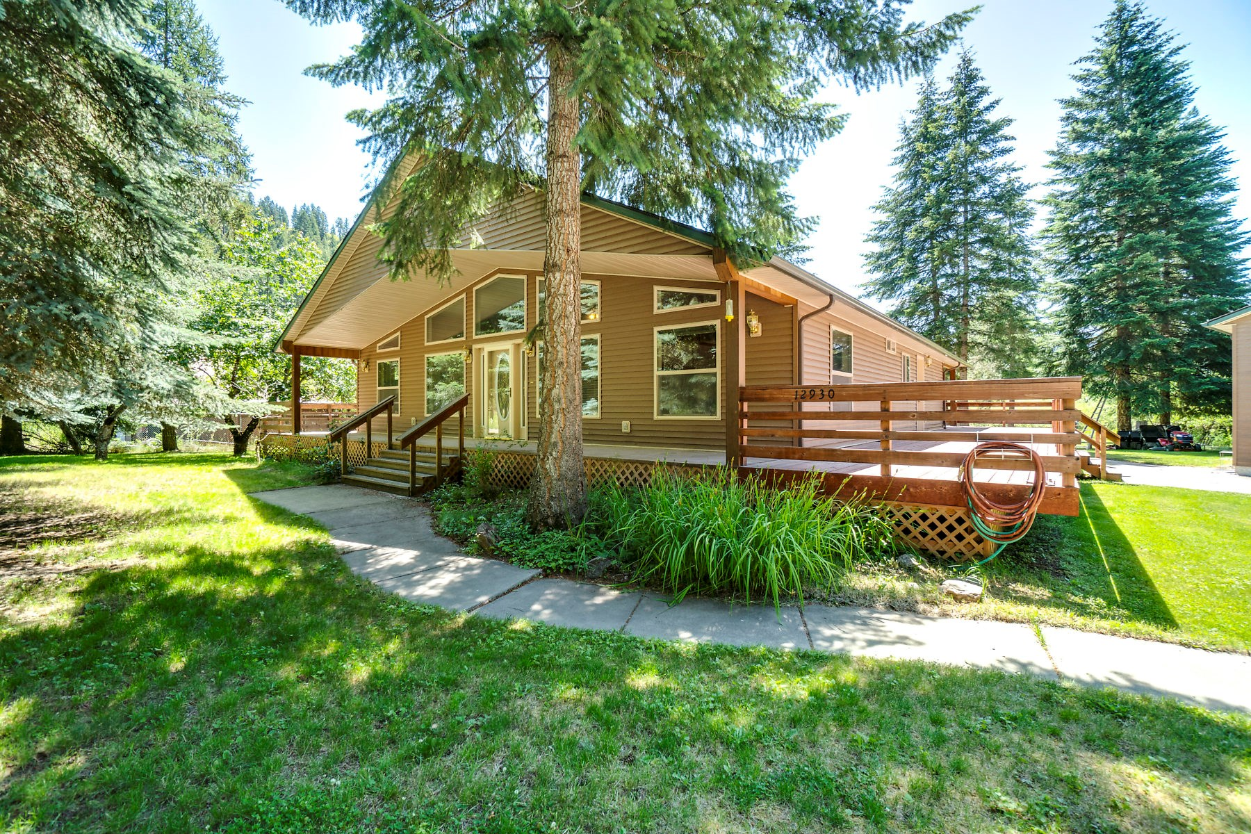 Beautiful Home In Impeccable North Idaho
