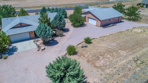 Country Home with Large Workshop/Garage and Acreage