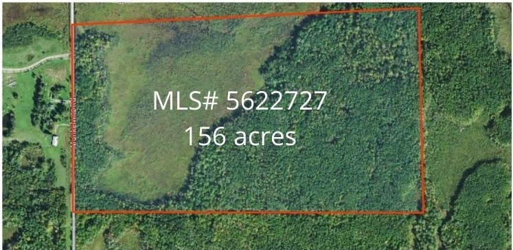157 Acres Kanabec Co Land for Sale