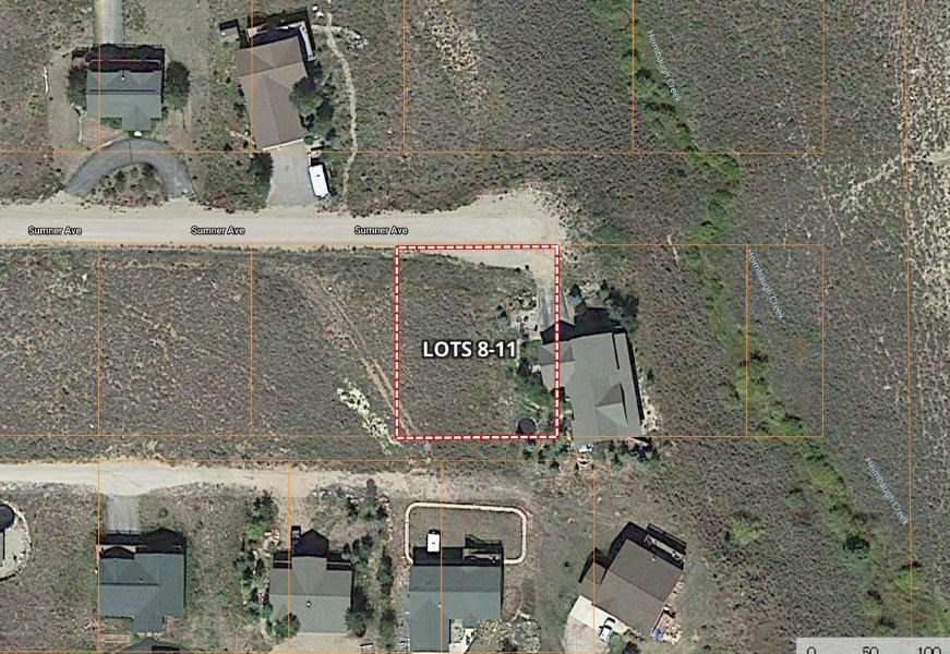 Mountain lot with owner financing option, public land access