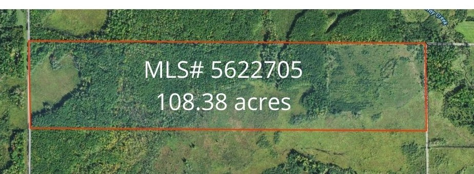108.38 Acres Wooded Hunting Land for Sale in Kanabec Co