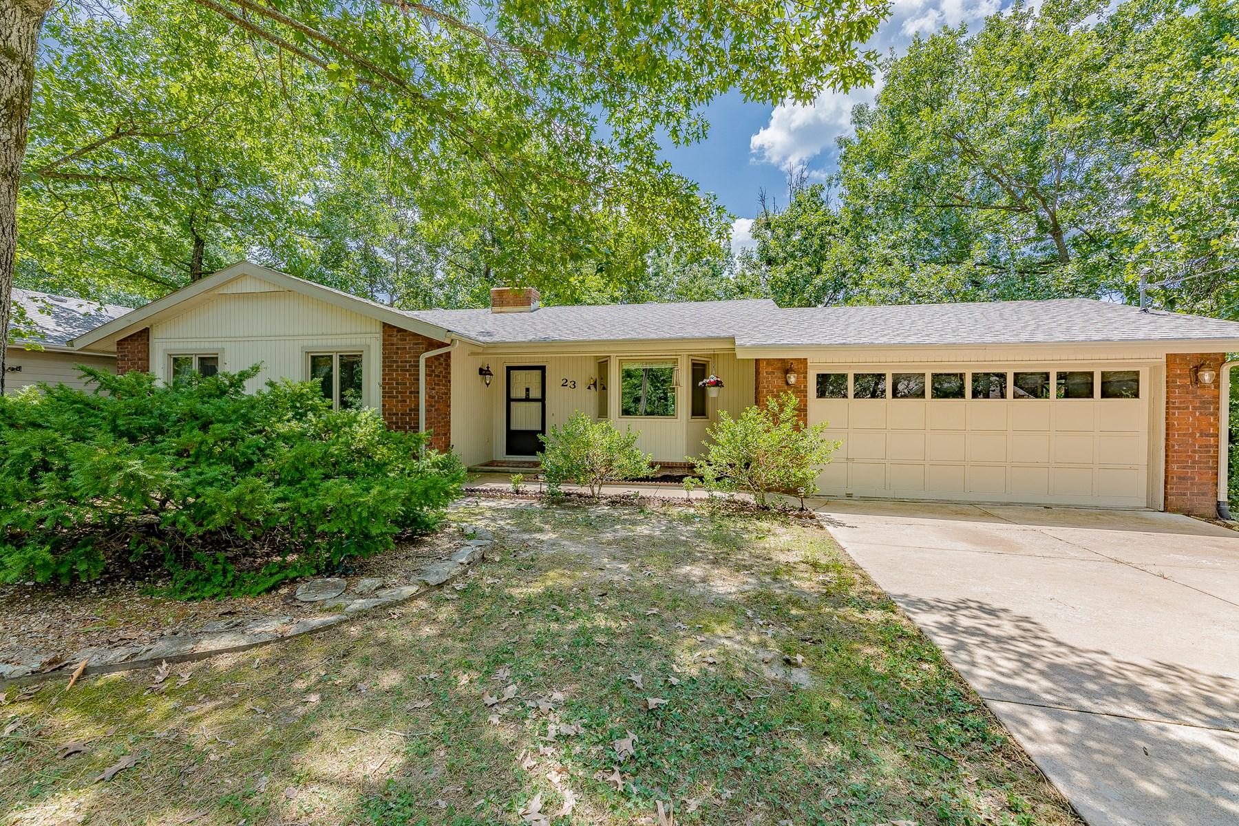 Bella Vista Investment/Hard Starter Home For Sale