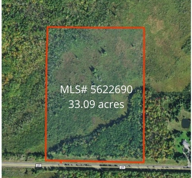 33.09 Acres Hunting Land with HWY Frontage for Sale